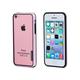 PC+TPU Edge Bumper for iPhone 5c - Pink