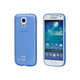 Ultra-thin Shatter-proof Case for Samsung Galaxy S4 Mini - Blue