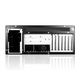 4U 10-Bay Storage Server Chassis with 8x 3.5 in Hotswap Bays