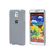 PC Case with Soft Sand Finish for Galaxy Note 3- Granite Gray