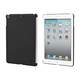 PC Soft Touch Cover for iPad Air - Black