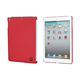 PC Soft Touch Cover for iPad Air - Red