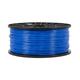 Premium 3D Printer Filament PLA 3mm 1kg/spool, Blue