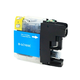 MPI Compatible Brother LC105C Inkjet- Cyan (High Yield)