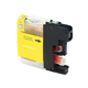 MPI Compatible Brother LC105Y Inkjet- Yellow (High Yield)