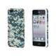Textile Silicone Case for iPhone 5/5s/SE - Digital Camo