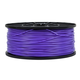 Premium 3D Printer Filament ABS 1.75MM 1kg/spool, Ultra Violet