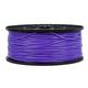 Premium 3D Printer Filament PLA 1.75MM 1kg/spool, Fluorescent Purple