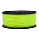 Premium 3D Printer Filament PLA 1.75MM 1kg/spool, Fluorescent Yellow