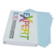 """8.5"""" x 11"""" Blue Colored Copy Paper, 75 GSM, 20-Lbs Ream of 500-Sheets"""