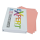 "8.5"" x 11"" Salmon Colored Copy Paper, 75 GSM, 20-Lbs Ream of 500-Sheets"