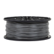 Premium 3D Printer Filament PLA 1.75MM 1kg/spool, Gray