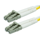 Fiber Optic Cable, LC/LC, OM1, Multi Mode, Duplex - 12 meter (62.5/125 Type) - Orange