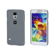 PC Case with Soft Sand Finish for Samsung Galaxy S5 -  Granite Grey