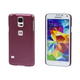 PC Case for Samsung Galaxy S5 - Metallic Red