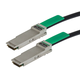 Monoprice 1M Cisco Compatible QSFP+ to QSFP+ Copper Direct Attach Cable (DAC)