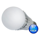 270° 8-Watt (40W Equivalent) A 19 LED Bulb, 630 Lumens, Warm/ Soft (2900K) - Non-Dimmable (6-Pack)