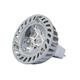 4-Watt (25W Equivalent) MR 16 GU 5.3 LED Bulb, 300 Lumens, Warm/ Soft (3000K) - Non-Dimmable