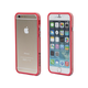 PC+TPU Edge Bumper for 4.7-inch iPhone 6 and 6s - Red