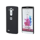 Soft Touch PC Case for LG G3 - Black