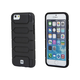 Armored Case for iPhone 6 and 6s - Metallic Black