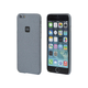 PC Case with Soft Sand Finish for iPhone 6 and 6s - Granite Gray