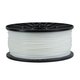 Premium 3D Printer Filament Flexible 1.75MM 1kg/spool, White