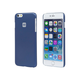 Polycarbonate Case for 5.5-inch iPhone 6 Plus and 6s Plus - Metallic Blue