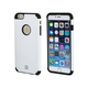 XoShell Case for 5.5-inch iPhone 6 Plus and 6s Plus - White