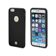 XoShell Case for 5.5-inch iPhone 6 Plus and 6s Plus, Black