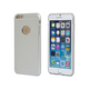 Metal Alloy Protective Case for 5.5-inch iPhone 6 Plus and 6s Plus - Silver