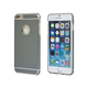 Metal Alloy Protective Case for 5.5-inch iPhone 6 Plus and 6s Plus - Grey