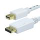 Monoprice 3ft 32AWG Mini DisplayPort to DisplayPort Cable - White