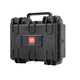 Weatherproof Hard Case with Customizable Foam, 8 x 7 x 4 in