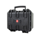 "Weatherproof Hard Case with Customizable Foam, 12"" x 10"" x 8"""