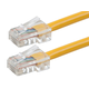 ZEROboot Series Cat5e 24AWG UTP Ethernet Network Patch Cable, 7ft Yellow