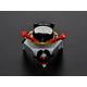 Monoprice Soldering Light Chaser Robot Kit, Intermediate