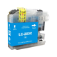 MPI Compatible Brother LC203 Inkjet- Cyan (High Yield)