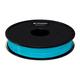 Premium 3D Printer Filament ABS 1.75MM, .5kg/Spool Light Blue