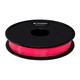 Monoprice Premium 3D Printer Filament PLA 1.75mm 0.5kg/spool, Magenta