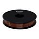 Monoprice Premium 3D Printer Filament PLA 1.75mm 0.5kg/spool, Brown
