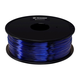 Monoprice Premium 3D Printer Filament PETG 1.75mm, 1kg/Spool Blue