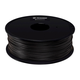 Monoprice Premium 3D Printer Filament PETG 1.75mm, 1kg/Spool, Black