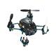 Hubsan Q4 H111 Nano Quadcopter Drone, Black