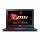 "MSI GS Series GS60 Ghost Pro-002 15.6"" Gaming Laptop 6th Generation Intel Core i7 6700HQ (2.60 GHz) 16 GB Memory 1 TB HDD 128 GB SSD NVIDIA GeForce GTX 970M 3 GB GDDR5 Windows 10 Home"