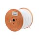 1000FT RG59 CCA w/2x18AWG Power, White CM (CCA)