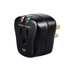 Monoprice 1 Outlet Portable Mini Surge Protector