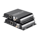 Monoprice BitPath AV SDI Extender Over Single Cat6 Cable with IR, 120m