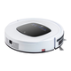 Monoprice MP Intelligent High Suction, Self-Docking, Self-Charging Robotic Vacuum Cleaner with Drop-Sensing Technology and HEPA Style Filter for Pet Fur and Allergens, Hard Floor / Carpet