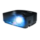 InFocus IN112x 3D Ready DLP Projector - 576p - EDTV - 4:3 - Front, Ceiling - 4500 Hour Normal Mode - 10000 Hour Economy Mode - 800 x 600 - SVGA - 15,000:1 - 3200 lm - HDMI - USB - 1 Year Warranty